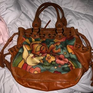 Isabella Fiore Elaina Summer Love Dove Bag